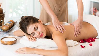 Soins du corps, massage, Levallois-Perret