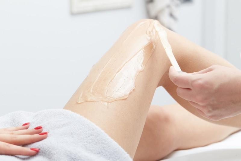 Epilation cire, jambes, Levallois-Perret